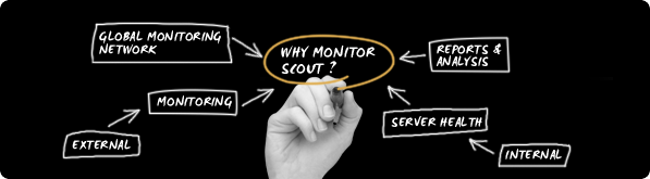 Monitor Scout - Leading website & server monitoring tool